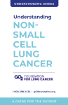 Click here for more information about Understanding Non-Small Cell Lung Cancer  -