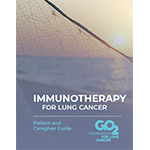 Click here for more information about Immunotherapy for Lung Cancer  -