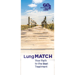 Click here for more information about LungMATCH: Your Path to the Best Treatments